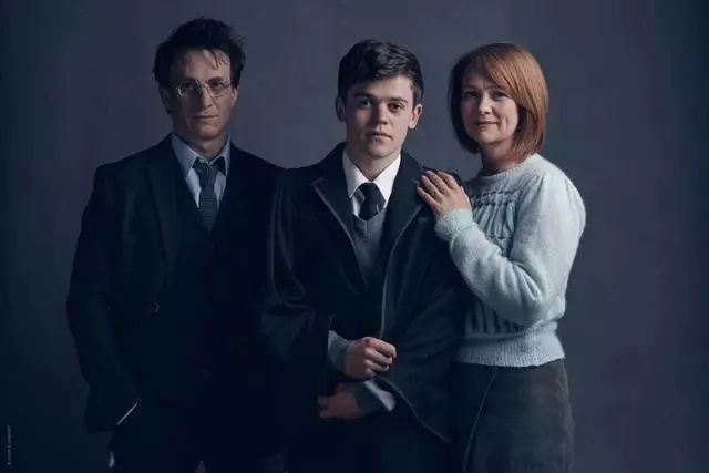 LOOK: New Harry Potter and the Cursed Child photos revealed