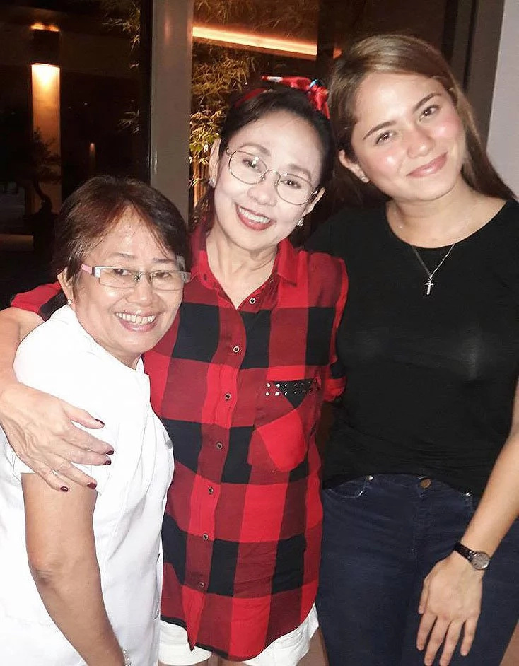 Vilma Santos meets son's rumored girlfriend Jessy Mendiola