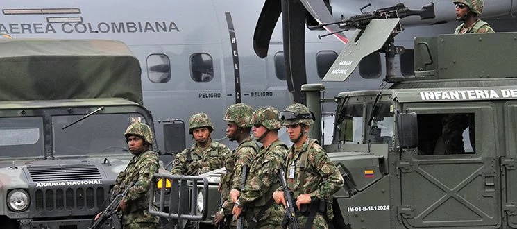 Cifras que no fueron, de una Colombia sin conflicto