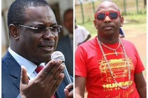 Mike Sonko DISCIPLINED for fighting and calling Kidero murderer and thief