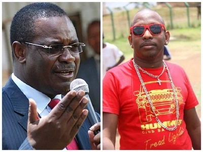 Sonko - Kidero fist fight DRAMA takes fresh new twist