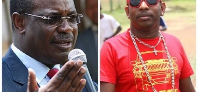 Mike Sonko and Evans Kidero in an all out war again