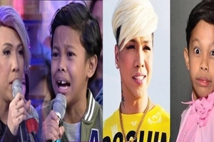 Ang swerte naman ng anak-anakan niya! Break out child star 'Aura' shops with phenomenal star Vice Ganda in epic funny live video