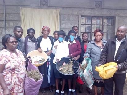 Wanafunzi wawili wa kike wakamatwa wakivuta bangi na kushiriki ngono na wanaume 5, Nairobi