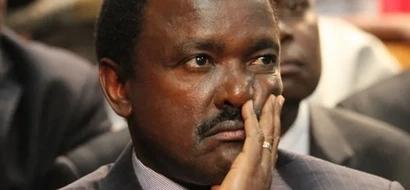 NASA is wasting you-Kalonzo Musyoka told