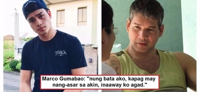 Marco Gumabao revealed how his father Dennis Roldan's imprisonment affected his life: 'Ang dami talagang nang-aasar'