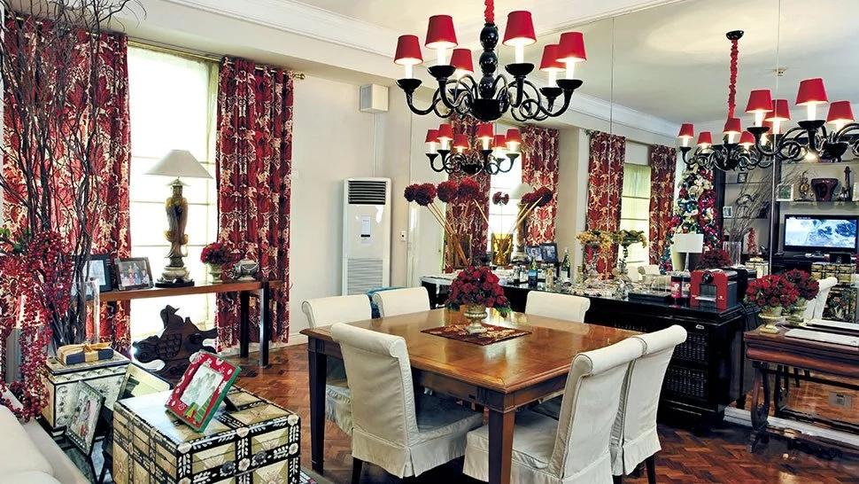 Dawn Zulueta's lovely condo is a true modern haven