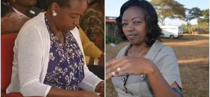 Picha hizi za mkewe William Ruto - Rachael -  akiomba hadharani zitakuliwaza roho (picha)