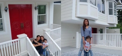 Jolina Magdangal moves into her new house just in time for Christmas