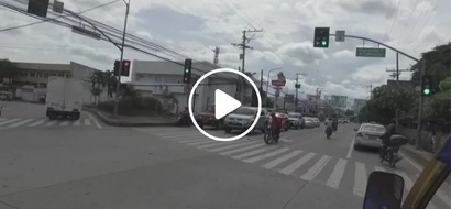 Travel duo from Manila visits Davao and was shocked with what drivers do before pedestrian lanes