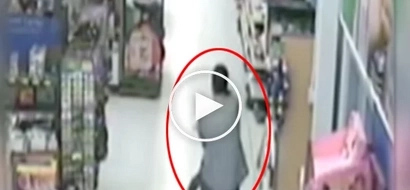 9-year-old girl fought off her kidnapper in the supermarket