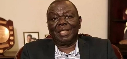 Zimbabwe's new President visits ailing Opposition leader Morgan Tsvangirai