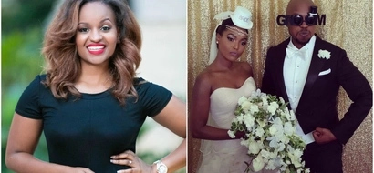 Let's leave my match making to Jesus- Grace Msalame affirms she is single after baby daddy's wedding