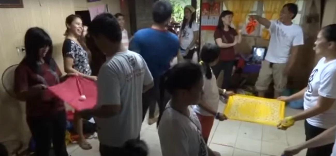 Nakakatawa talaga! Pinoy game made netizens laugh after video went viral