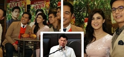 GMA's 'I Heart Davao' produced to please President Rodrigo Duterte? Alamin ang buong detalye
