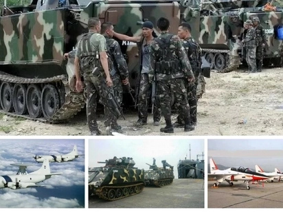 Taray! Defense official insists PH should procure military equipment from varied companies worldwide