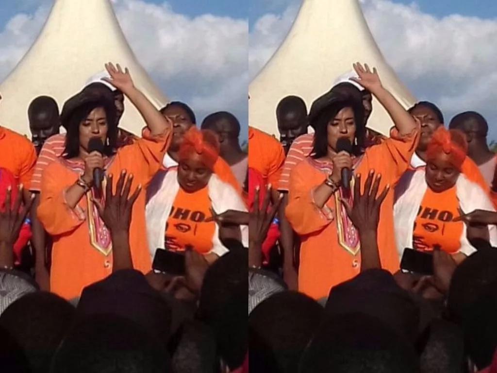 Mfanyabiashara maarufu wa kike aliyepia mwanasiasa ajiunga na Raila baada ya kujiondoa kwenye kinyangányiro cha ugavana