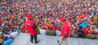 We are ready to swear in Uhuru, don't waste our money-Ruto tells Raila