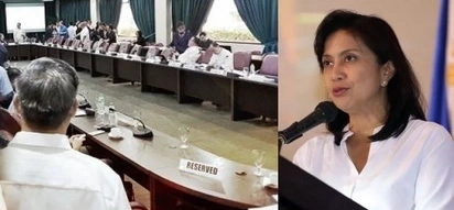 Bastos na talaga! Robredo lambasts House members for malicious questioning