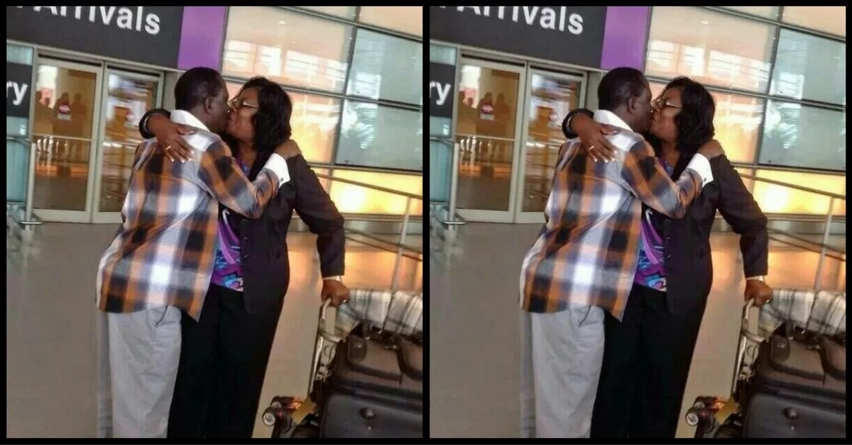 Raila, Uhuru public display of affection