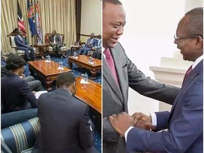 Uhuru matatani kwa kutangaza jambo hili
