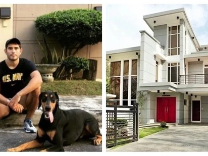 Pinagpaguran at pinagkagastusan! Gerald Anderson's luxurious house in Quezon City; new glimpses of his home go viral
