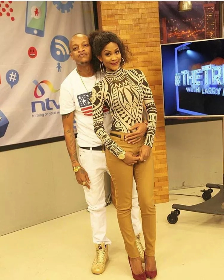 If anything bad happens to me know its Prezzo's fault - Michelle Yola