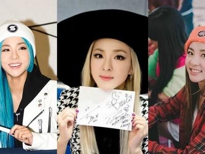 Aja aja fighting lang! Sandara Park's letter to 2NE1 fans will make you miss her group so bad