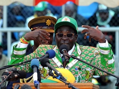 11 Robert Mugabe quotes about racism that will make your blood boil