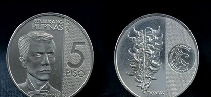 May paraan daw para matukoy! BSP explains the difference of five peso and one peso coin