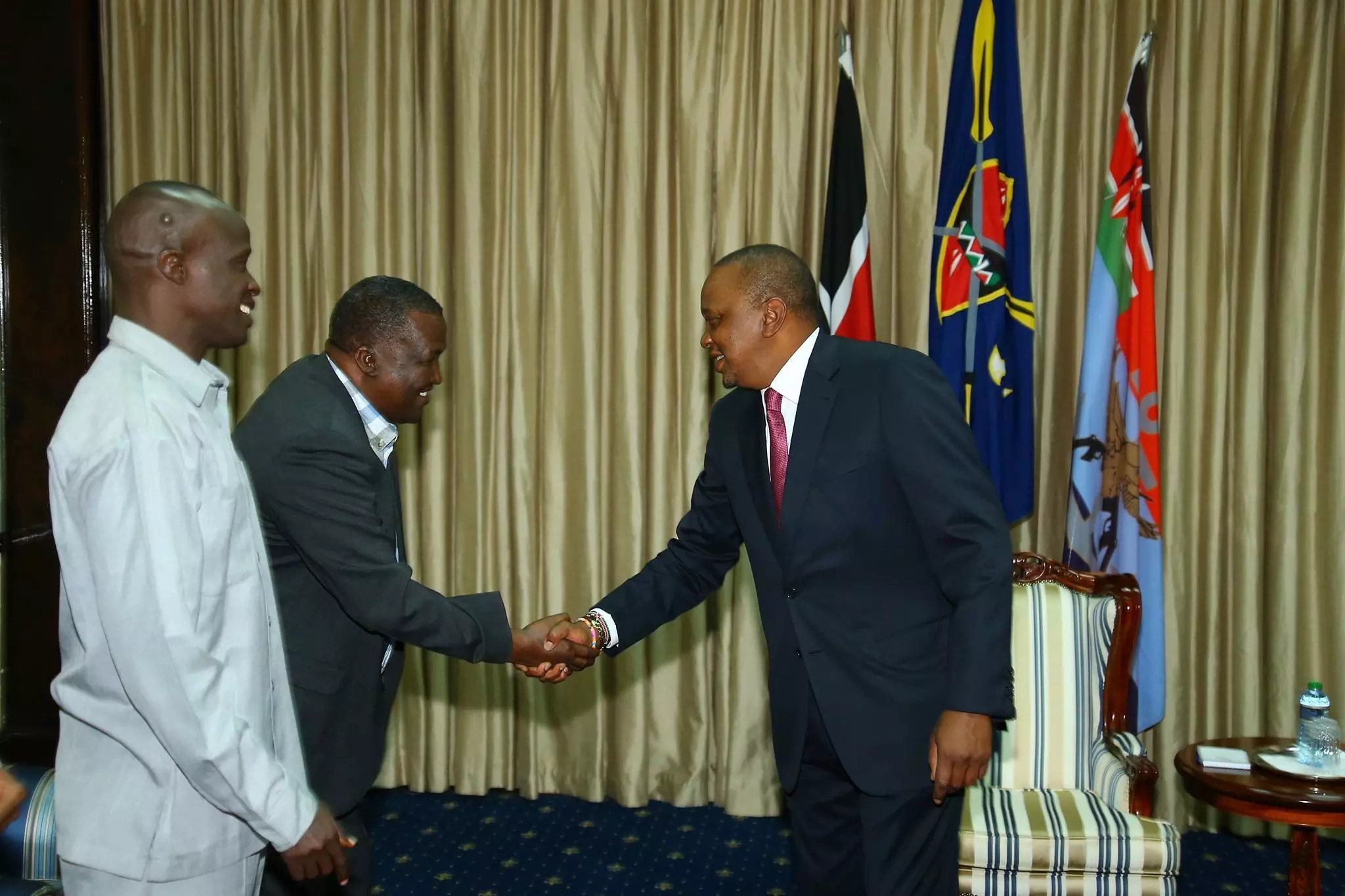 Cabinet secretaries remain in office until Uhuru completes reshuffle - State House