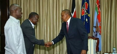 Mawaziri kusalia mamlakani hadi pale Uhuru atamaliza kufanya mageuzi katika baraza hilo - Ikulu
