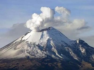 Al interior de un volcán mexicano habría una base alienígena