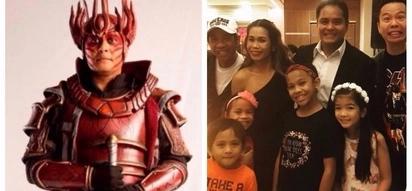 John Arcilla from 'Encantadia' to 'Ang Probinsyano' family!