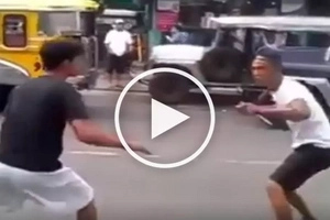 Saksakan sa Tondo! Notorious drug addicts engage in deadly knife fight