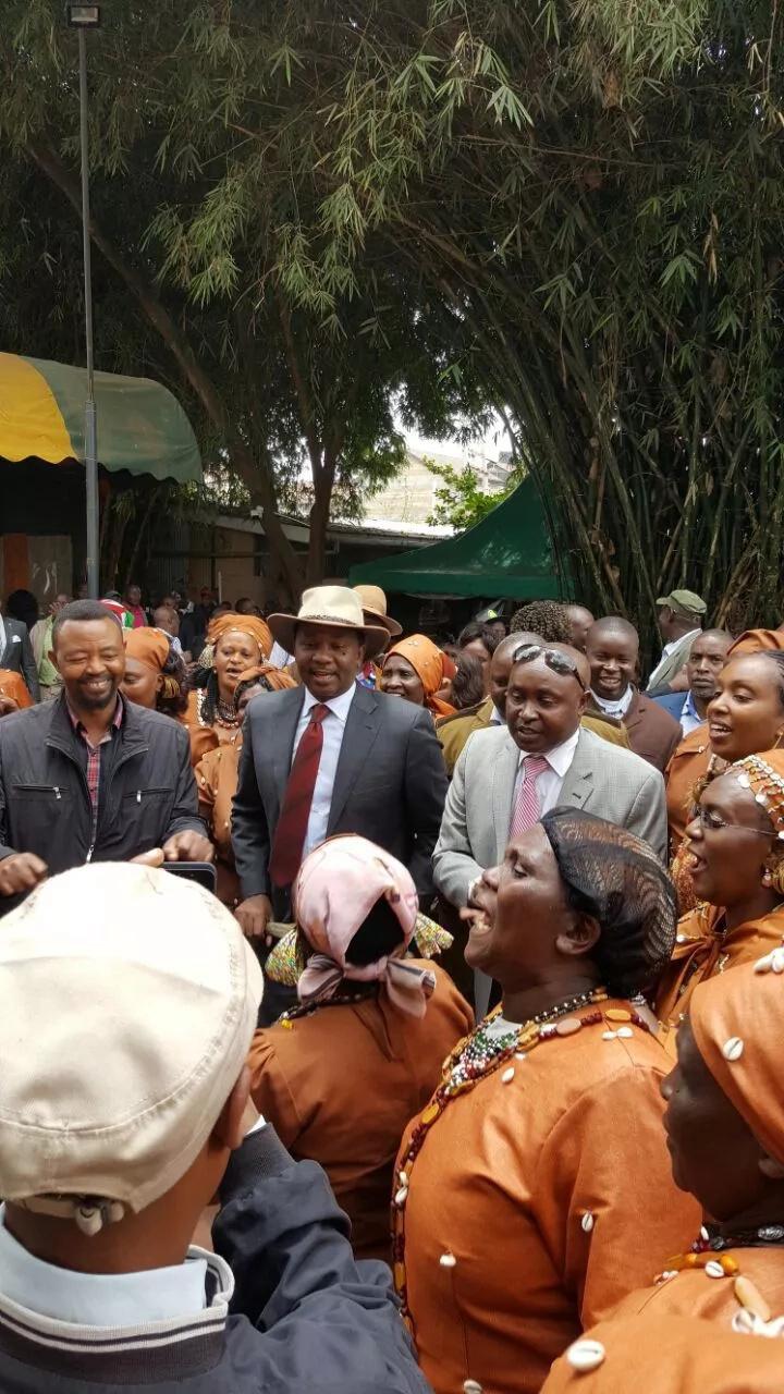 GEMA community endorse Uhuru ally for Nairobi governorship