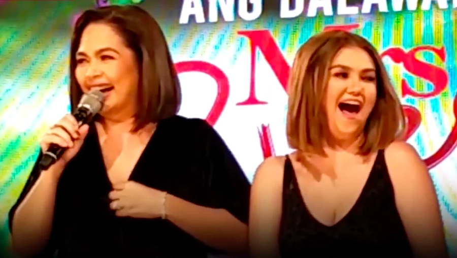 Sino kaya ang tinutukoy? Judy Ann Santos can't stop laughing when asked if she ever fell for a guy who turned out to be gay