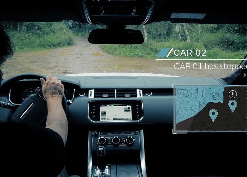 Jaguar Land Rover se suma a la tendencia de los vehículos autónomos