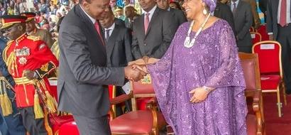 Kalonzo amtahadharisha Uhuru dhidi ya waliohama Wiper