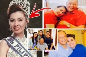 Remember Bb. Pilipinas 1996 Aileen Damiles? She is now living together with business tycoon Danding Cojuangco and they have 2 daughters!