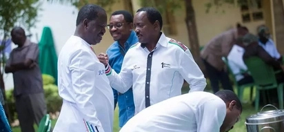 Raila ataapishwa kwenye bustani ya Uhuru – NASA yakariri licha ya kuonywa