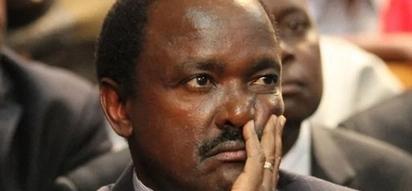 Kalonzo Musyoka apata pigo kuu saa chache kabla kuuhudhuria uapisho
