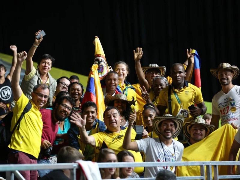 Colombia obtuvo otro diploma olímpico. ¡Entérate quién lo consiguió!