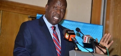 Fred Matiang'i in dire trouble over the release of the 2016 KCSE results
