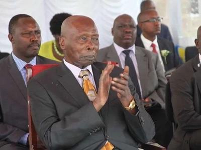 Churchill na Nyambane wamuandalia Daniel Moi video maalum