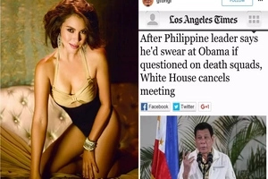 G Tongi coldly commands ignorant Duterte followers to unfollow her on Insta
