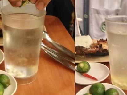 Don't order drinks at Mang Inasal, here's why!