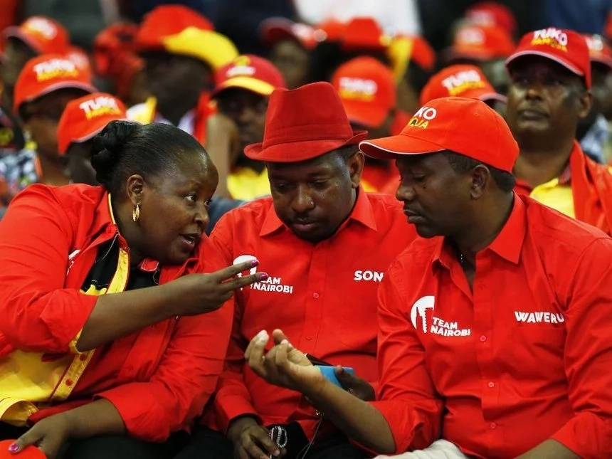 wanjiru's demand to sonko