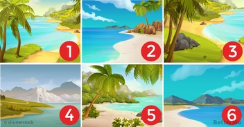 Choose the beach you would like to go to right now and we will tell about your personality