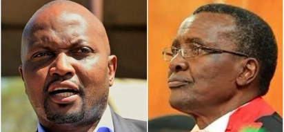 Moses Kuria threatens to dump coffins of accident victims at Maraga's house after court suspended NTSA's new rules
